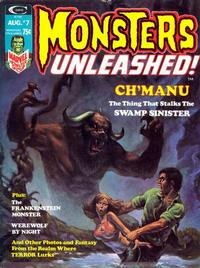 Cover Thumbnail for Monsters Unleashed (Marvel, 1973 series) #7