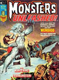 Cover Thumbnail for Monsters Unleashed (Marvel, 1973 series) #9