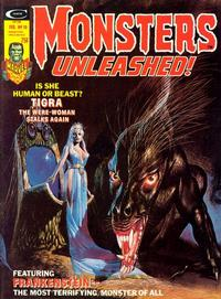 Cover Thumbnail for Monsters Unleashed (Marvel, 1973 series) #10