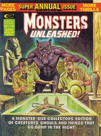 Cover Thumbnail for Monsters Unleashed Annual (Marvel, 1975 series) #1
