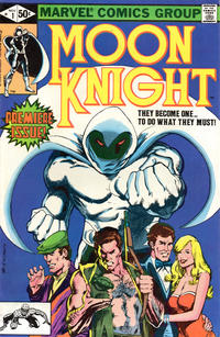 Cover Thumbnail for Moon Knight (Marvel, 1980 series) #1 [Direct]