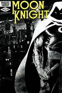 Cover Thumbnail for Moon Knight (Marvel, 1980 series) #23
