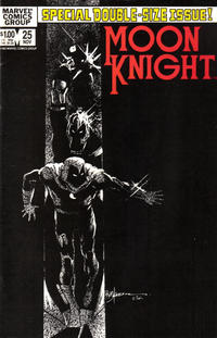 Cover Thumbnail for Moon Knight (Marvel, 1980 series) #25