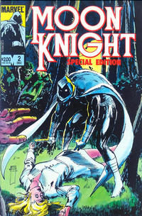 Cover Thumbnail for Moon Knight Special Edition (Marvel, 1983 series) #2