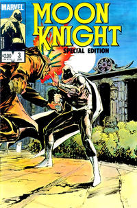 Cover Thumbnail for Moon Knight Special Edition (Marvel, 1983 series) #3