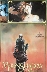 Cover Thumbnail for Moonshadow (Marvel, 1985 series) #5
