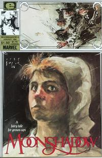 Cover Thumbnail for Moonshadow (Marvel, 1985 series) #6