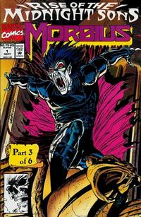 Cover Thumbnail for Morbius: The Living Vampire (Marvel, 1992 series) #1 [Direct]