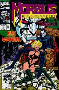 Cover Thumbnail for Morbius: The Living Vampire (Marvel, 1992 series) #9