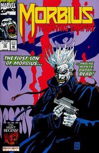 Cover Thumbnail for Morbius: The Living Vampire (Marvel, 1992 series) #10
