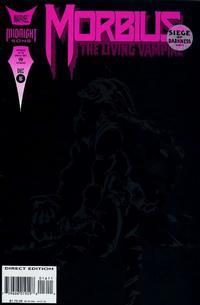 Cover Thumbnail for Morbius: The Living Vampire (Marvel, 1992 series) #16