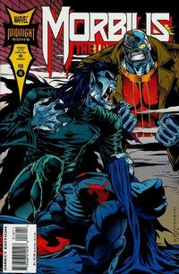 Cover Thumbnail for Morbius: The Living Vampire (Marvel, 1992 series) #18