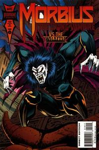 Cover Thumbnail for Morbius: The Living Vampire (Marvel, 1992 series) #19