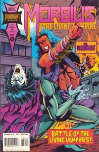 Cover Thumbnail for Morbius: The Living Vampire (Marvel, 1992 series) #20