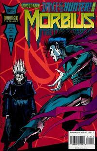 Cover Thumbnail for Morbius: The Living Vampire (Marvel, 1992 series) #21