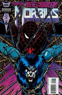 Cover Thumbnail for Morbius: The Living Vampire (Marvel, 1992 series) #22