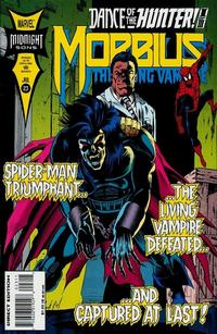 Cover Thumbnail for Morbius: The Living Vampire (Marvel, 1992 series) #23