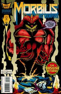 Cover for Morbius: The Living Vampire (Marvel, 1992 series) #24