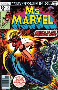 Cover Thumbnail for Ms. Marvel (Marvel, 1977 series) #3