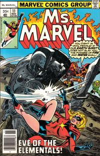 Cover Thumbnail for Ms. Marvel (Marvel, 1977 series) #11