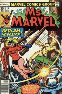 Cover Thumbnail for Ms. Marvel (Marvel, 1977 series) #13