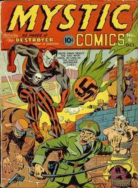 Cover Thumbnail for Mystic Comics (Marvel, 1940 series) #6