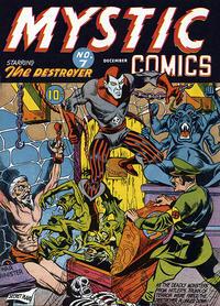 Cover Thumbnail for Mystic Comics (Marvel, 1940 series) #7