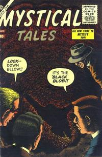 Cover Thumbnail for Mystical Tales (Marvel, 1956 series) #2