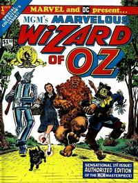 Cover for MGM's Marvelous Wizard of Oz (Marvel; DC, 1975 series) #1