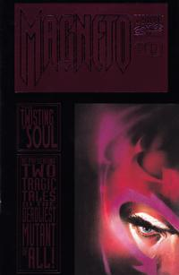 Cover for Magneto: The Twisting of a Soul (Marvel, 1993 series) #0