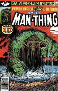 Cover Thumbnail for Man-Thing (Marvel, 1979 series) #1 [Direct]