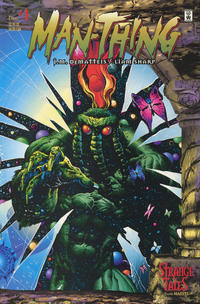 Cover Thumbnail for Man-Thing (Marvel, 1997 series) #1