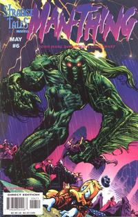 Cover Thumbnail for Man-Thing (Marvel, 1997 series) #6