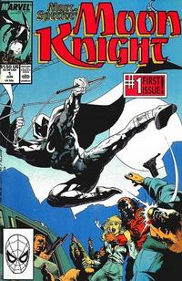 Cover Thumbnail for Marc Spector: Moon Knight (Marvel, 1989 series) #1