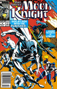 Cover Thumbnail for Marc Spector: Moon Knight (Marvel, 1989 series) #9