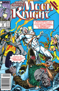 Cover Thumbnail for Marc Spector: Moon Knight (Marvel, 1989 series) #10