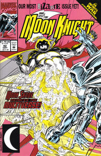 Cover Thumbnail for Marc Spector: Moon Knight (Marvel, 1989 series) #42 [Direct]