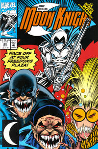 Cover Thumbnail for Marc Spector: Moon Knight (Marvel, 1989 series) #43