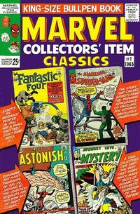 Cover Thumbnail for Marvel Collectors' Item Classics (Marvel, 1965 series) #1