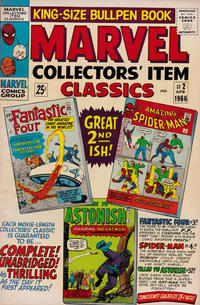 Cover Thumbnail for Marvel Collectors' Item Classics (Marvel, 1965 series) #2