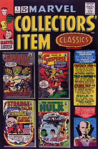 Cover Thumbnail for Marvel Collectors' Item Classics (Marvel, 1965 series) #5