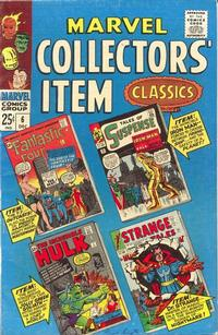 Cover Thumbnail for Marvel Collectors' Item Classics (Marvel, 1965 series) #6