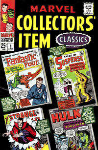 Cover Thumbnail for Marvel Collectors' Item Classics (Marvel, 1965 series) #8