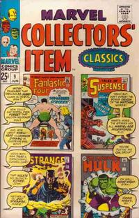Cover Thumbnail for Marvel Collectors' Item Classics (Marvel, 1965 series) #9