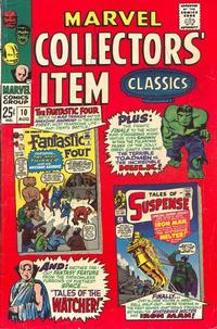 Cover Thumbnail for Marvel Collectors' Item Classics (Marvel, 1965 series) #10