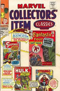 Cover Thumbnail for Marvel Collectors' Item Classics (Marvel, 1965 series) #11