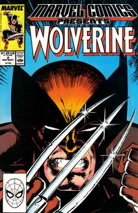 Cover Thumbnail for Marvel Comics Presents (Marvel, 1988 series) #2 [Direct]