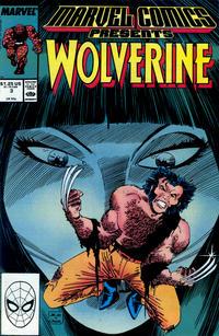 Cover Thumbnail for Marvel Comics Presents (Marvel, 1988 series) #3