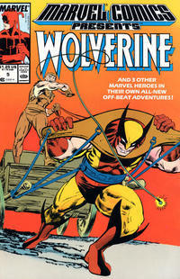 Cover Thumbnail for Marvel Comics Presents (Marvel, 1988 series) #5