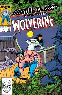 Cover Thumbnail for Marvel Comics Presents (Marvel, 1988 series) #6 [Direct]